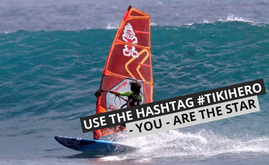 #TikiHero – You Can be Featured on Starboard's Instagram
