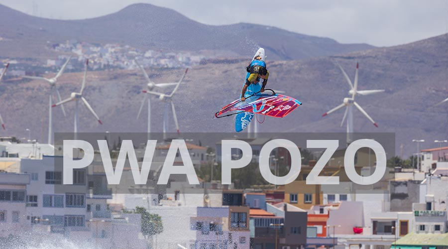 CELEBRATING 30 FANTASTIC YEARS OF PWA WORLD CUPS IN POZO IZQUIERDO