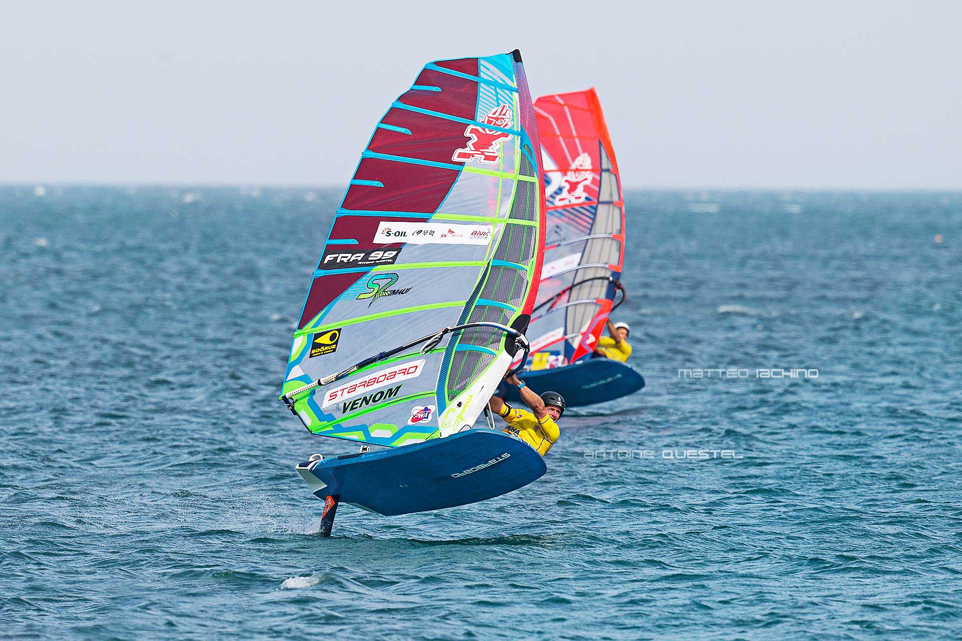 Foil Boards - Starboard Windsurfing