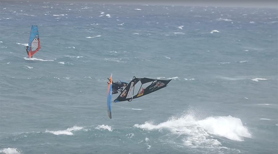 Video – Lena Erdil: Pozo Windsurf Madess