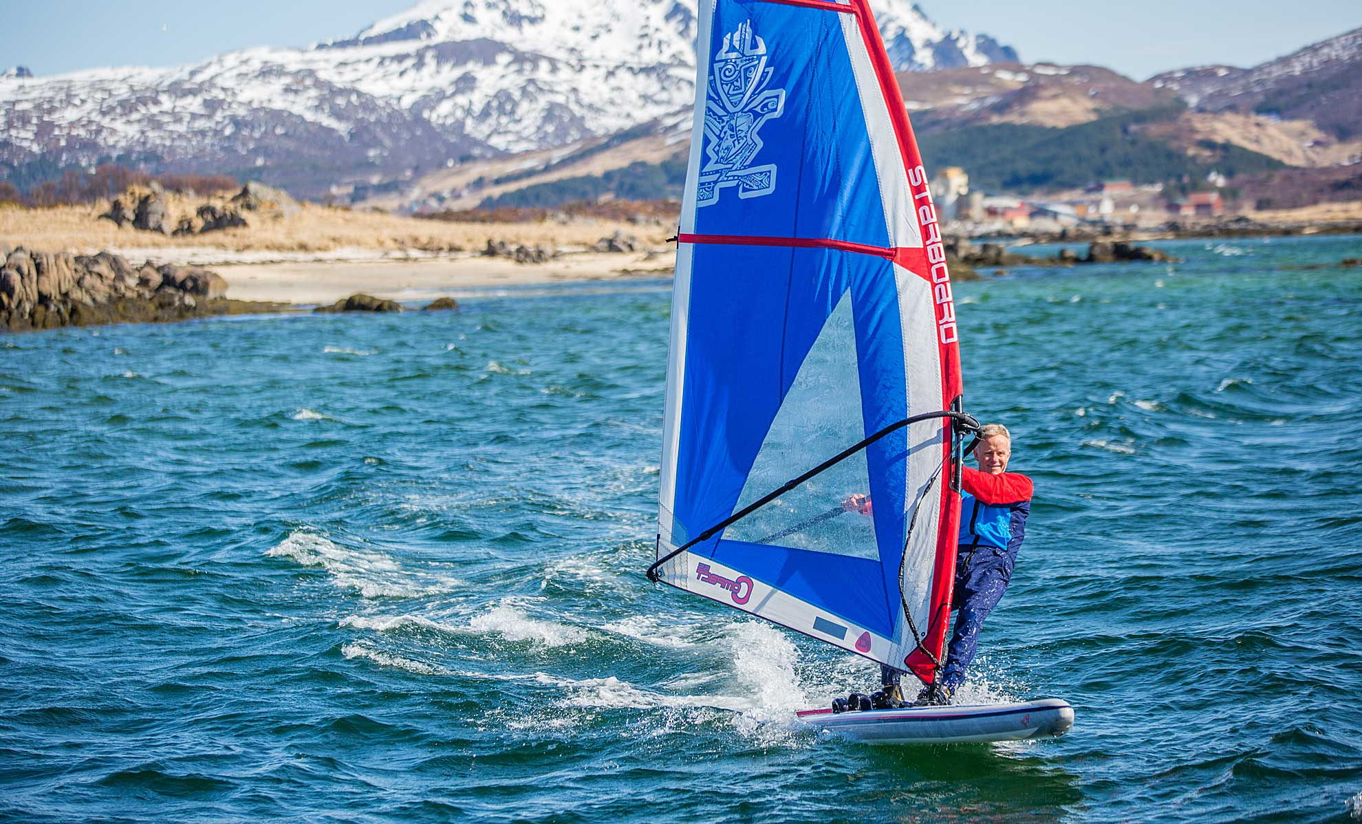 Product – SUP Windsurfing Sails | Starboard Windsurfing