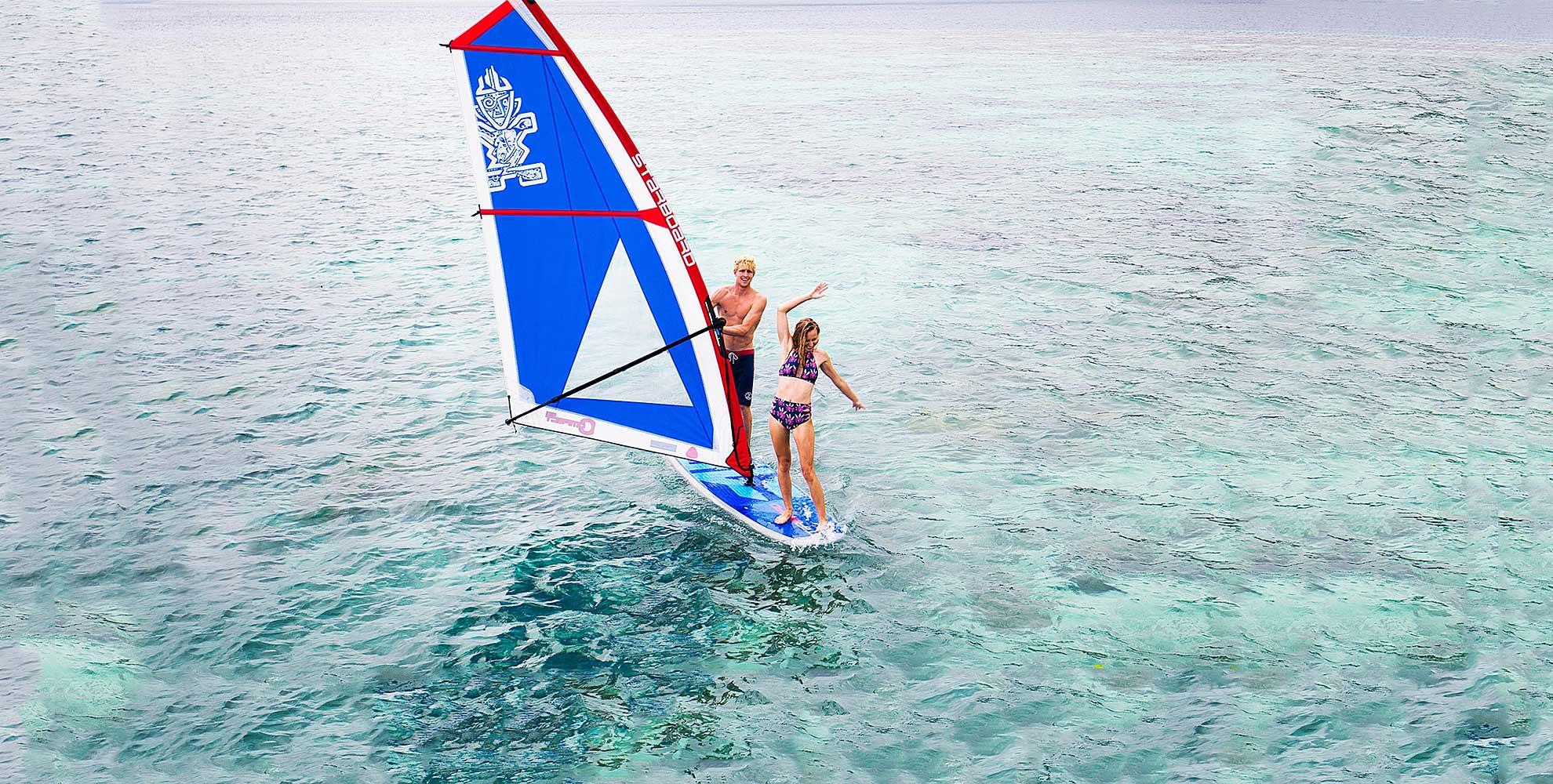 SUP Windsurfing Sails 2020 - Starboard Windsurfing