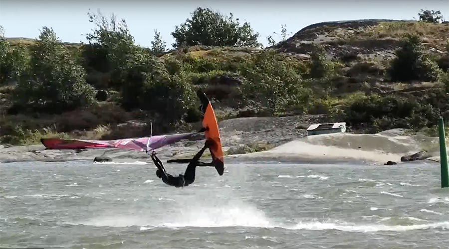 Video – Erik Hakman: Nordic Freestyle