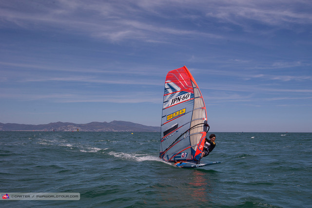 Quick Word With the PWA Foil Youth World Champion