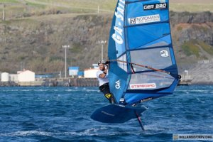 Delphine Cousin and Sebastian Kördel - Foil Winners in Azores