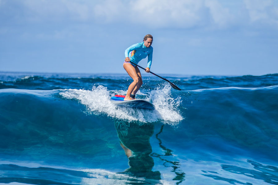 Surfboard Parts Are Made From Discarded Fishing Nets