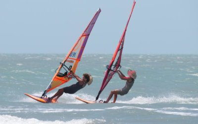Travel Story From the Queen of Windsurfing