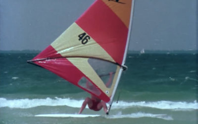 Matt Schweitzer: The First World Champion in Windsurfing