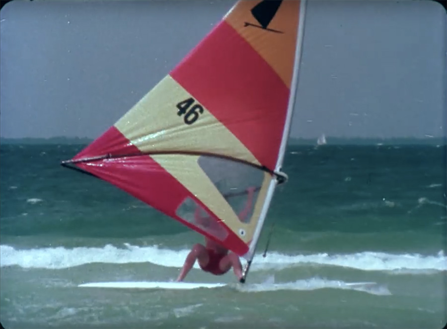 Matt Schweitzer: The First World Champion in Windsurfing - Starboard