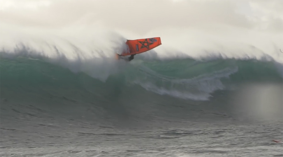 Boujmaa Guilloul – The Windsurf Project