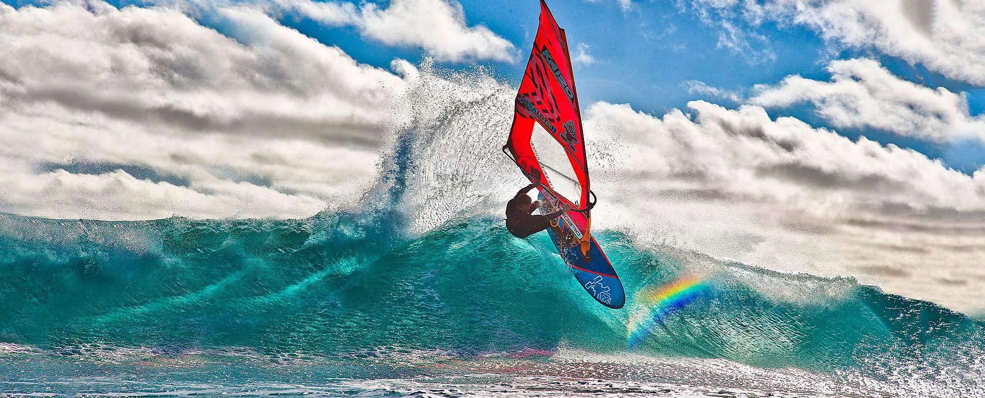 Windsurfing Landing 2020 - Starboard Windsurfing