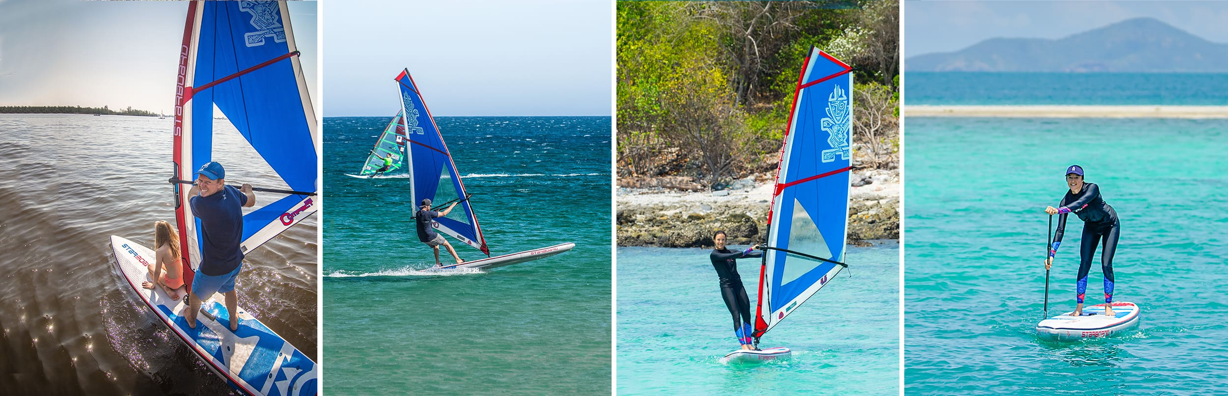 SUP Windsurfing inflatable 2020 - Starboard Windsurfing