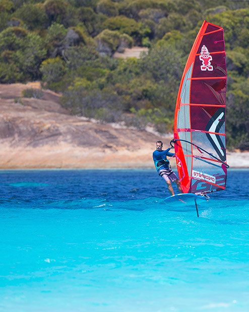 Foil Boards 2020 - Starboard Windsurfing