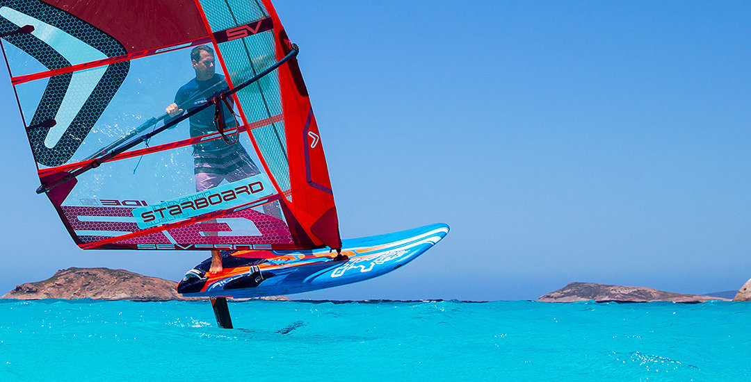 iFoil: A New Era Of Olympic Windsurfing?