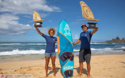 Sarah-Quita Offringa and Philip Köster – 2019 Wave World Champions